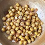 Crispy Chickpeas (Quick and Easy!)