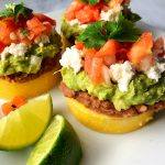 Tex Mex Polenta Stacks (Less than 15 minutes!)