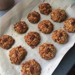 Oatmeal Tahini Biscuits (Easy Recipe)