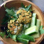 Falafel (Less than 10 Ingredients & Vegan!)