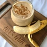 Banana Cinnamon Smoothie (Healthy and Simple)