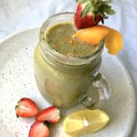 Citrus Green Smoothie (Refreshing and Protein-packed!)