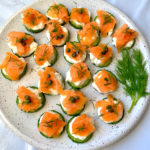 Smoked Salmon Bites (Easy-to-Make, Healthy Appetizer)