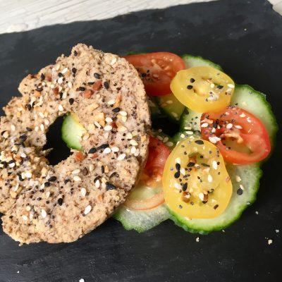 Mini Bagels (Vegan and Paleo)