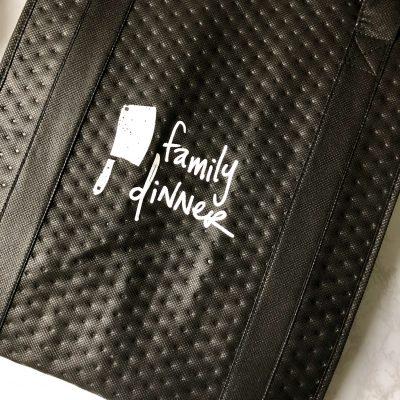 Companies I Love: Family Dinner