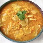 Simple Cabbage Soup (Only 8 Ingredients!)