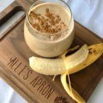 Banana Cinnamon Smoothie (Healthy and Simple)
