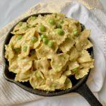 Pesto Pasta Salad (10 Minute Recipe!)