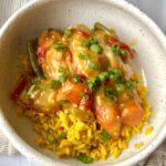 One-Pot Creamy Chicken and Veggies (Easy Family Dinner Recipe)